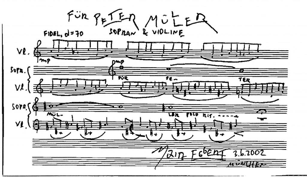 für Peter Müller