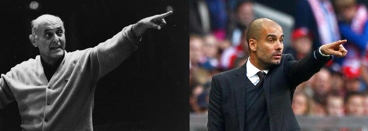 Georg Solti und Pep Guardiola