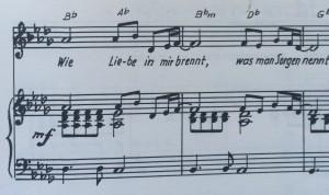 Des-Dur (Takt 17)